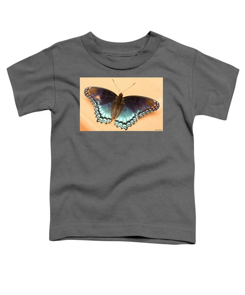 Delicate Beauty Toddler T-Shirt