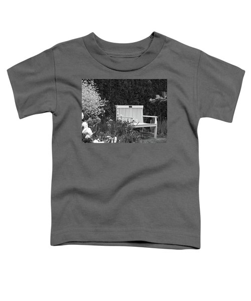 Desolate In The Garden Toddler T-Shirt