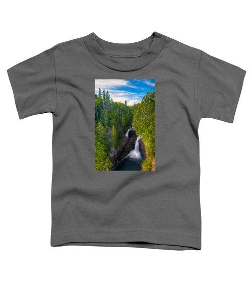 Devil's Kettle  Toddler T-Shirt