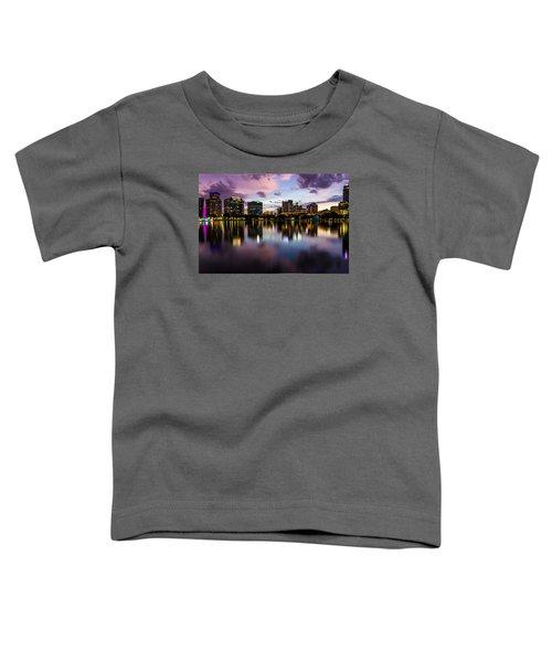 Downtown Orlando Toddler T-Shirt