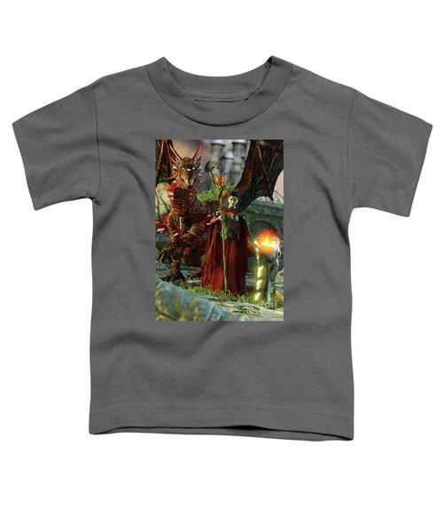 Dragon Queen Toddler T-Shirt