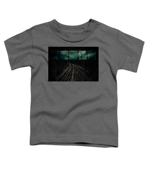 Drifting Toddler T-Shirt