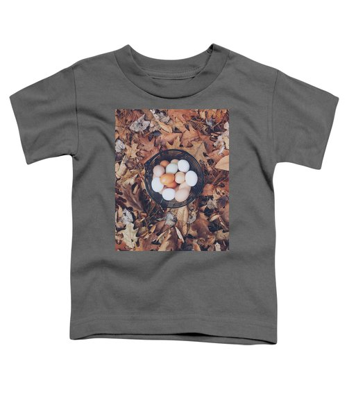 Eggs Toddler T-Shirt
