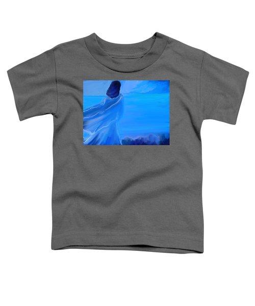 En Attente Toddler T-Shirt by Aline Halle-Gilbert