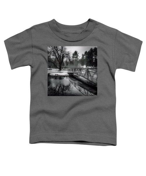 Fade To Black Toddler T-Shirt