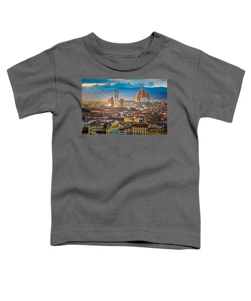 Firenze Duomo Toddler T-Shirt