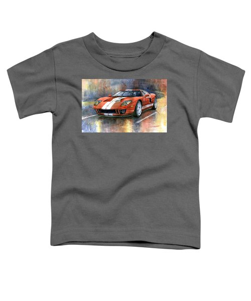 Ford Gt 40 2006  Toddler T-Shirt