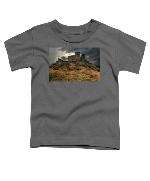 Toddler T-Shirt featuring the photograph Forgotten Castle by Jaroslaw Blaminsky