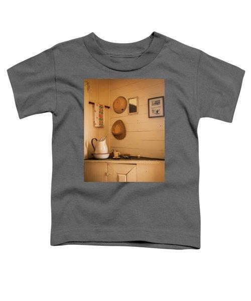 Fort Rock Museum Toddler T-Shirt