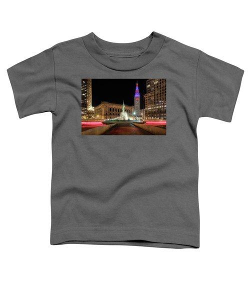 Fountain Of Eternal Life Toddler T-Shirt