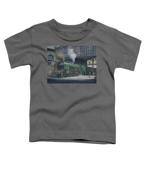 French Pacific Toddler T-Shirt