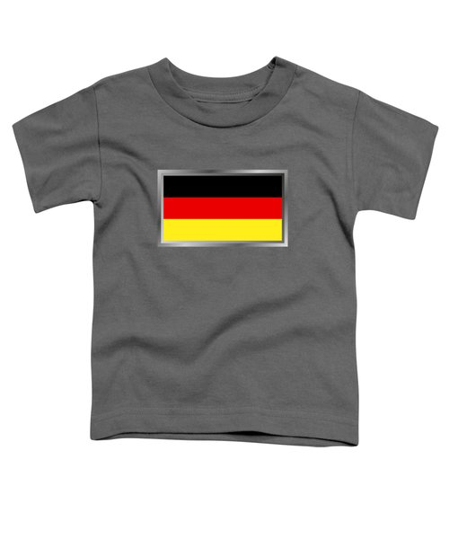 Germany Flag Toddler T-Shirt