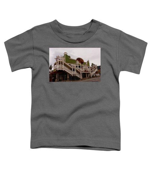 Ghostcasino Toddler T-Shirt