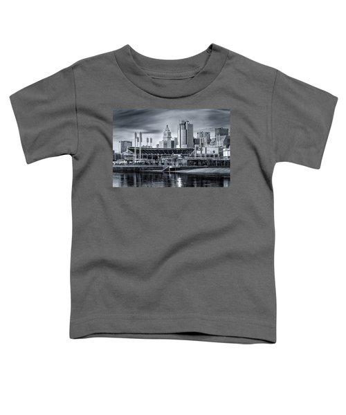Great American Ball Park Toddler T-Shirt