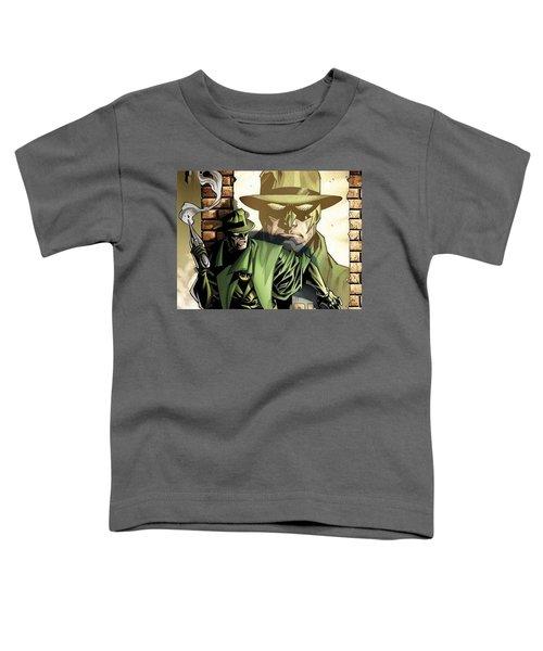 Green Hornet Toddler T-Shirt