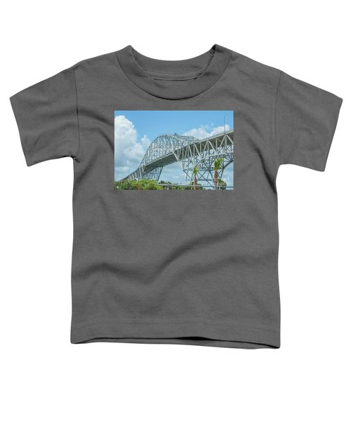 Harbor Bridge Toddler T-Shirt