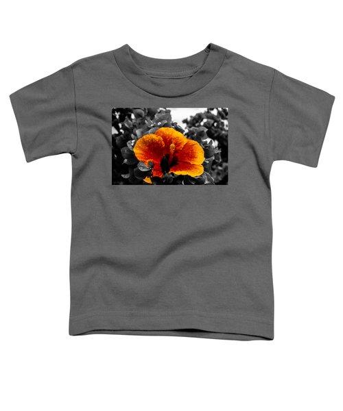 Hibiscus Beauty Toddler T-Shirt