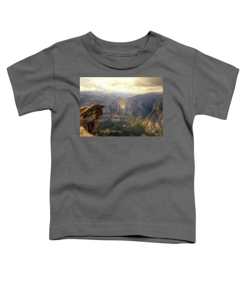 High Sierra Overview Toddler T-Shirt