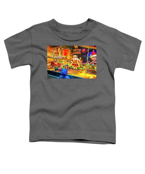 Holiday Widow Display In New York Toddler T-Shirt