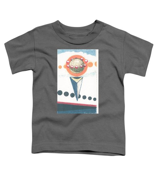 Idea Ismay Toddler T-Shirt by Rod Ismay