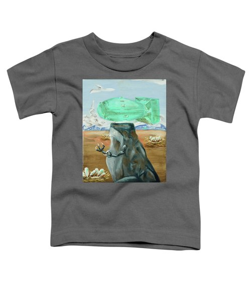 Incubator Of Anxiety Toddler T-Shirt