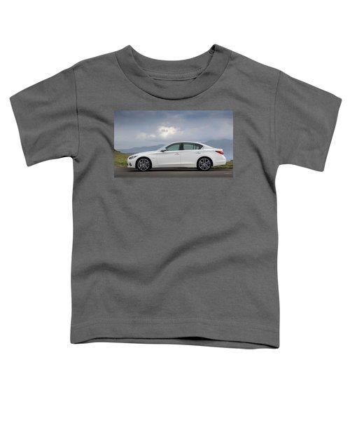 Infiniti Q50 Toddler T-Shirt