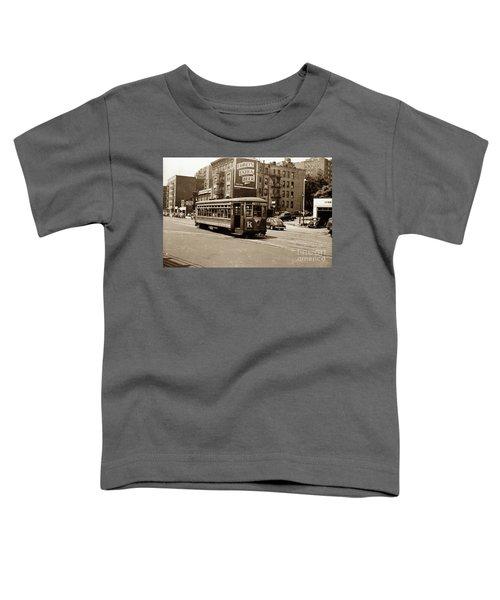 Inwood Trolley Toddler T-Shirt