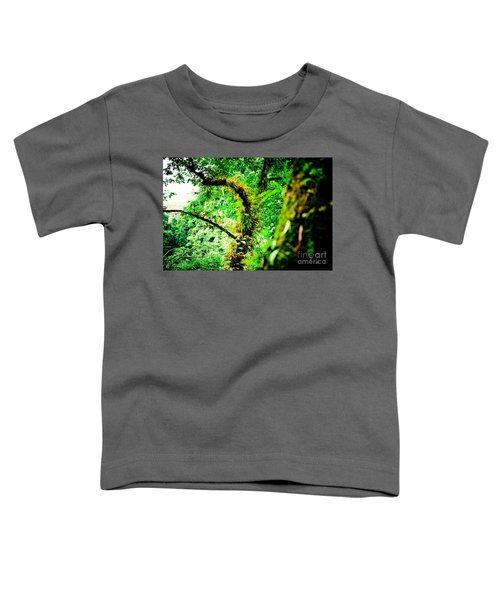 Jungle Annapurna Yatra Himalayas Mountain Nepal Toddler T-Shirt