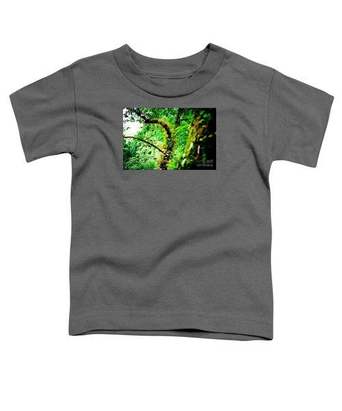 Jungle Annapurna Yatra Himalayas Mountain Nepal Toddler T-Shirt