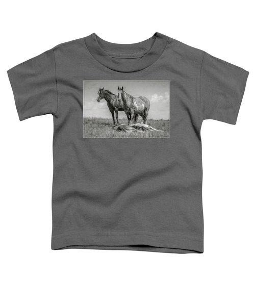 Keeping Watch Toddler T-Shirt