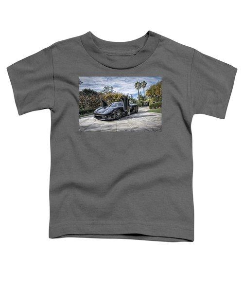 Koenigsegg Ccx Toddler T-Shirt