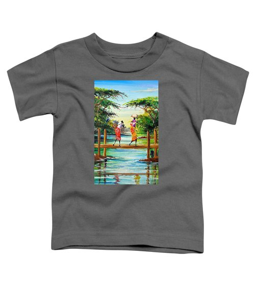 L 115 Toddler T-Shirt