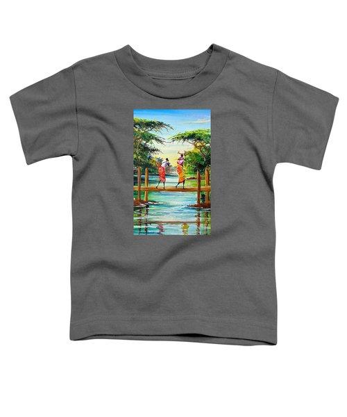 L 115 Toddler T-Shirt