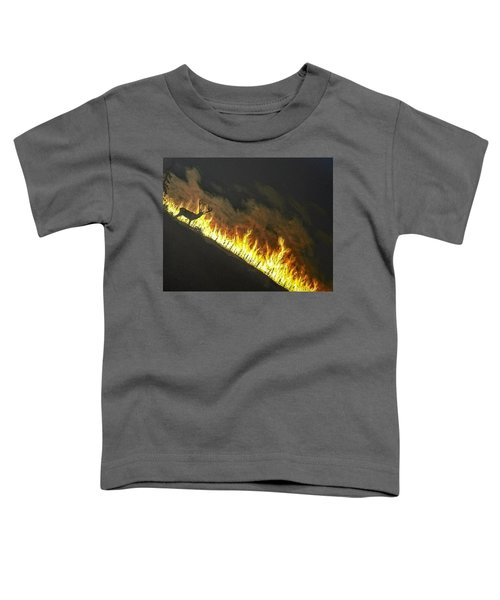 Last Look Back Home Toddler T-Shirt