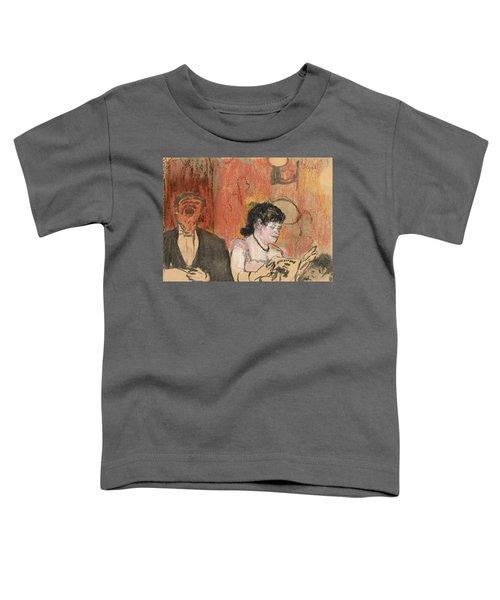 Le Duo Toddler T-Shirt