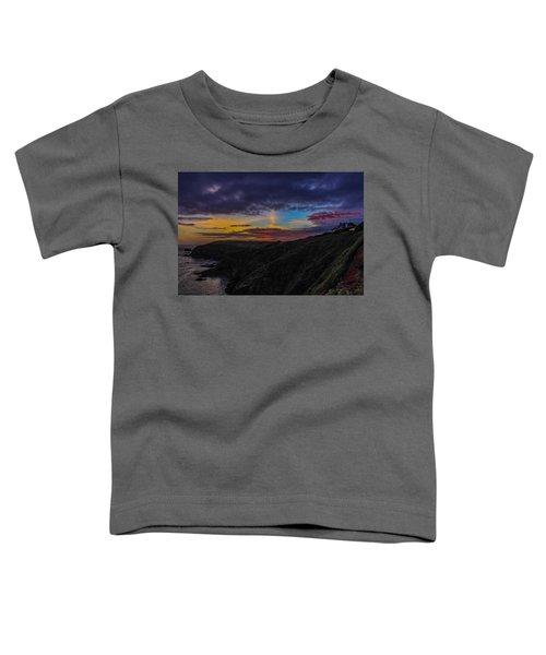 Lizard Point At Sunset  Toddler T-Shirt