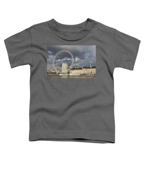 London Eye Toddler T-Shirt