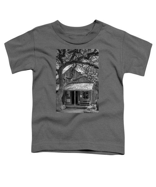 Luckenbach Post Office Toddler T-Shirt