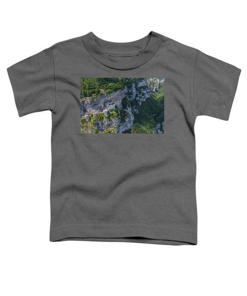 Madonna Della Corona - Italy Toddler T-Shirt