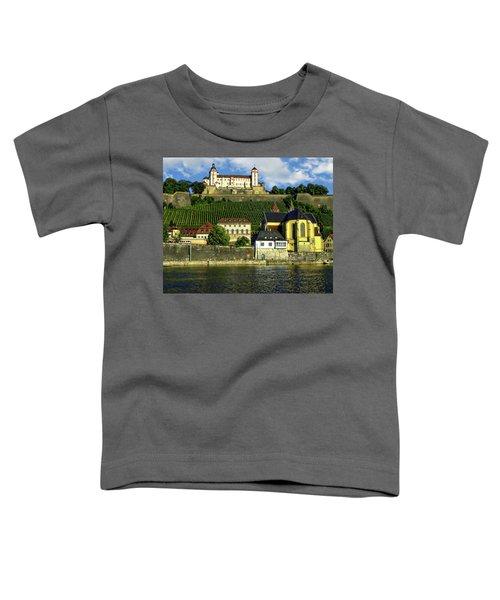 Marienberg Fortress Toddler T-Shirt