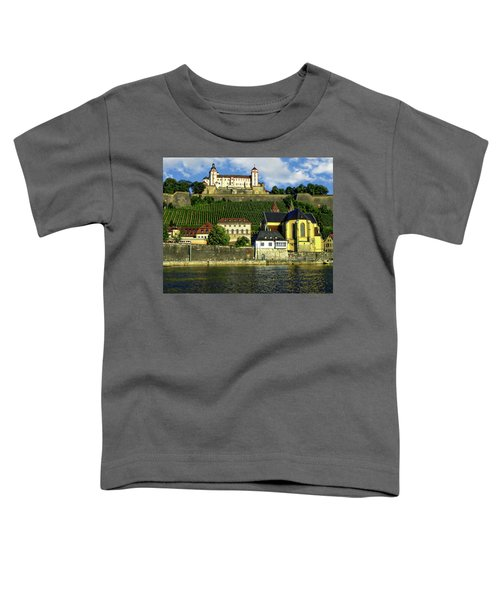 Marienberg Fortress Toddler T-Shirt