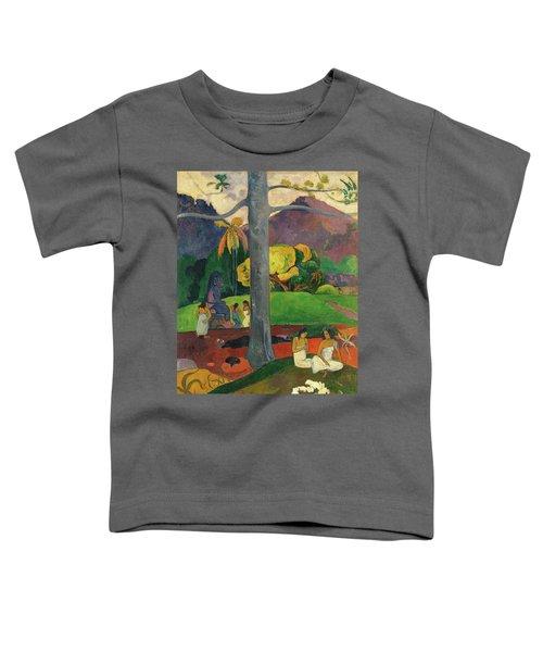 Mata Mua  Toddler T-Shirt