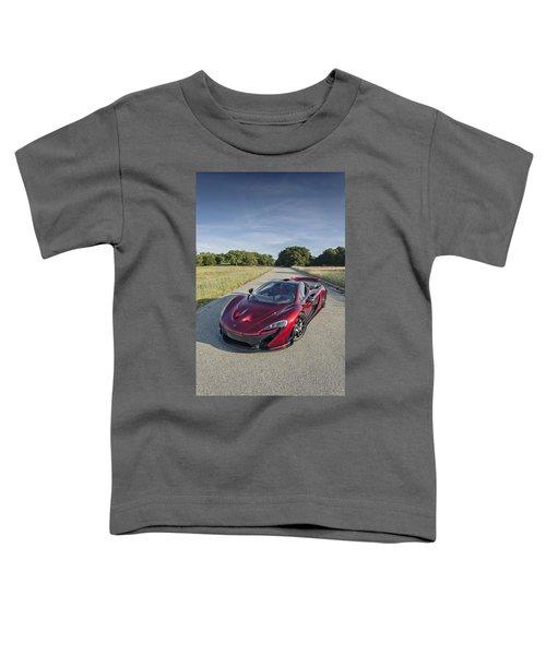 Mclaren P1 Toddler T-Shirt