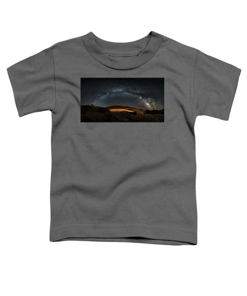 Mesa Arch Toddler T-Shirt