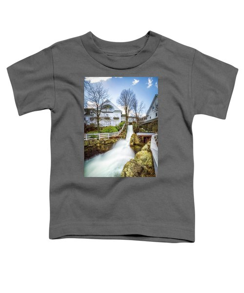 Mill Falls Toddler T-Shirt