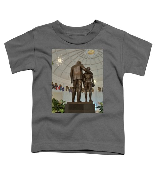Milton Hershey And The Boy Toddler T-Shirt