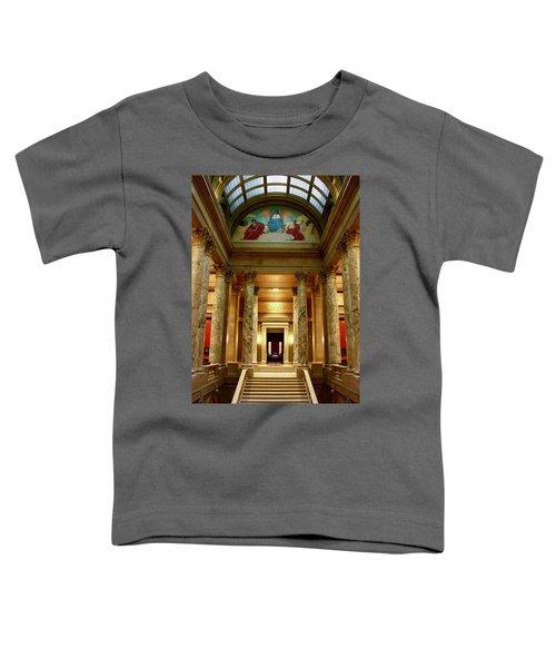 Minnesota Supreme Court Toddler T-Shirt