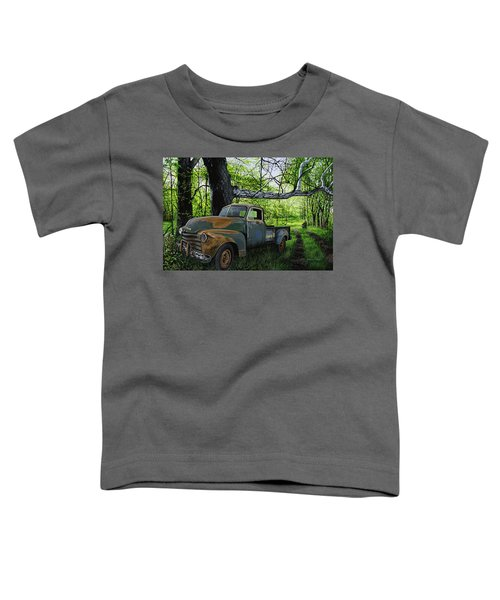 The Ol' Mushroom Hauler Toddler T-Shirt