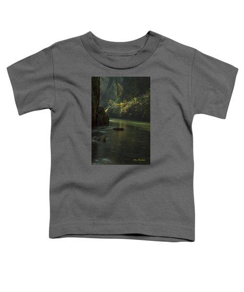 Mystical Canyon Signed Toddler T-Shirt