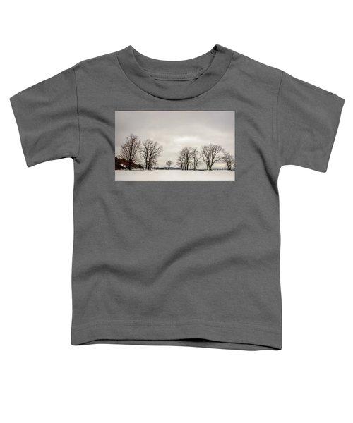 Naked Treeline Toddler T-Shirt